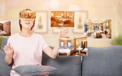 日本房地产公司采用VR技术查看房屋