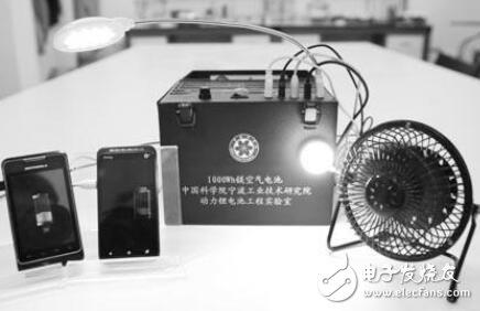 镁电池组成结构_镁电池使用寿命