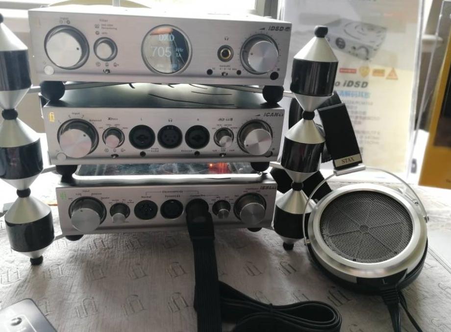 STAX在80周年之际,宣布推出SR-009的升级之作,SR-009S静电耳机!
