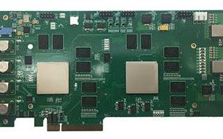 真4K模拟信号的采集和压缩传输技术