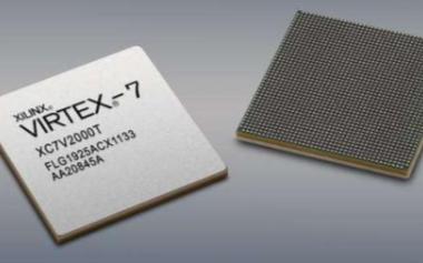 赛灵思发布史上最大容量FPGA芯片VU19P