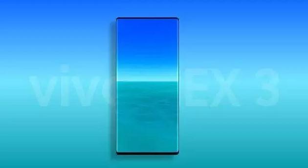 手机颜值达到巅峰,vivo NE3可能是第一款真全面屏手机 屏占比100%