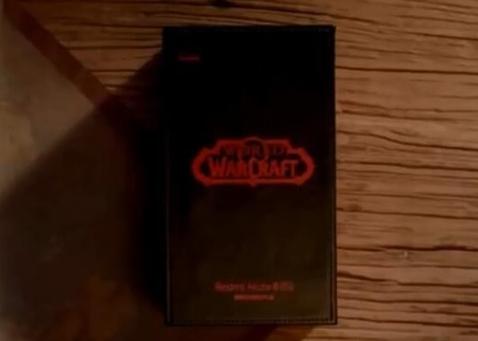 红米Note 8 Pro魔兽世界限定套装即将发布...