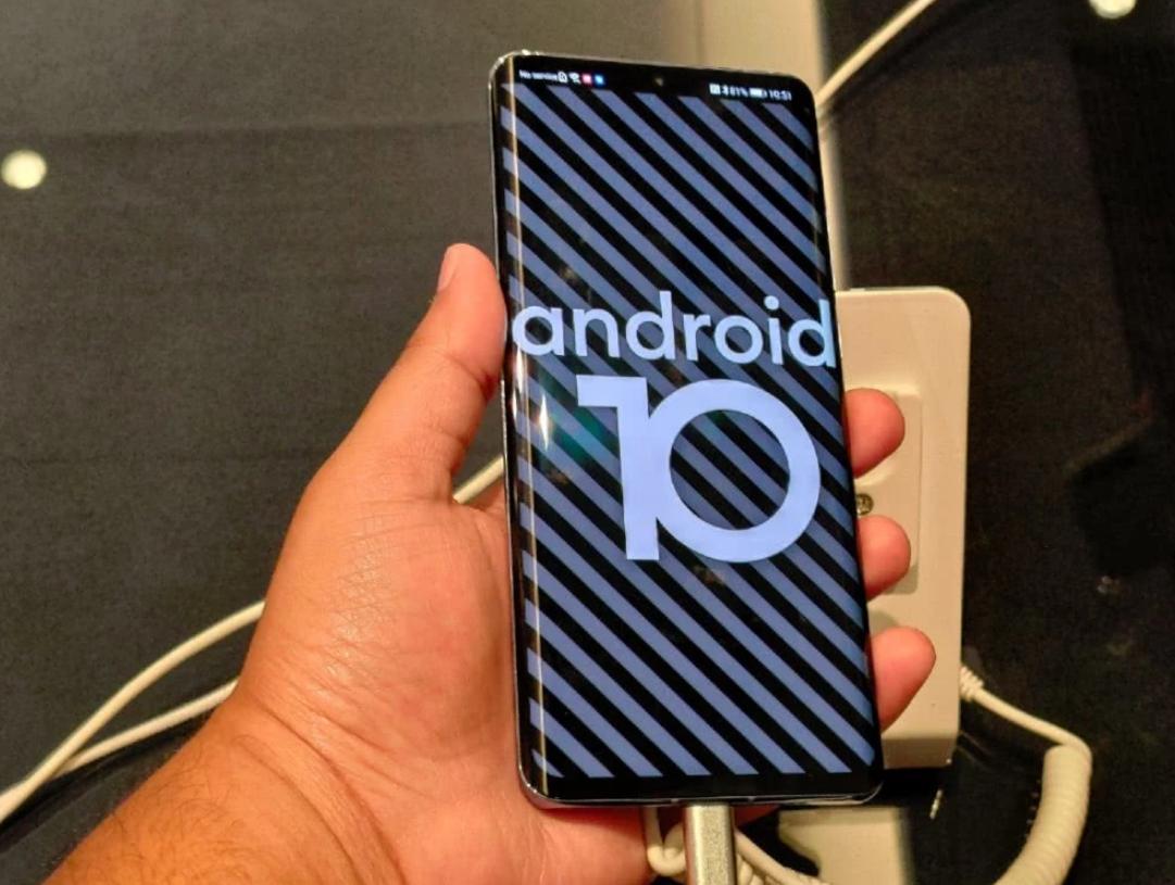 华为:今年不会推出鸿蒙系统手机,除非谷歌彻底禁止华为使用安卓