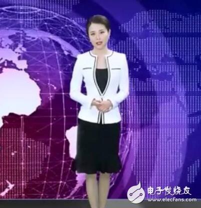 首个AI合成虚拟主播在吉林正式上线