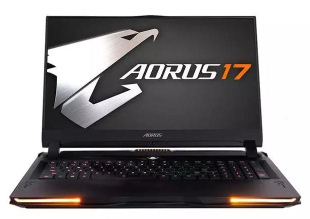技嘉发布了高端17.3英寸的Aorus 17游戏...