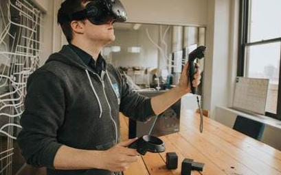 虚拟现实技术让你拥有一个微生物的身体