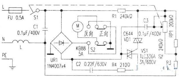 电子按摩器的电路原理及常见故障和维修方法