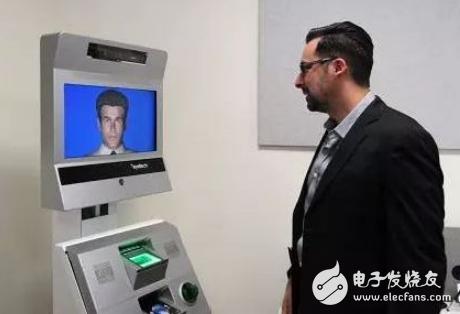 """""""刷脸""""逐渐成为常态 人脸识别技术应用广泛"""