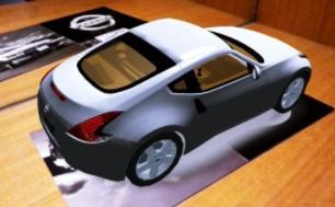 宾利采用AR应用程序展示EXP 100 GT概念车的研究成果