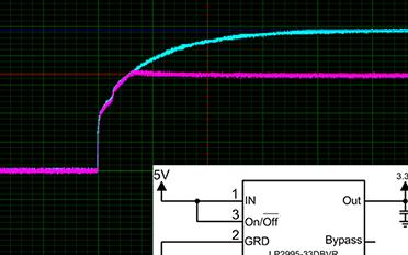 控制电源启动及关断时序