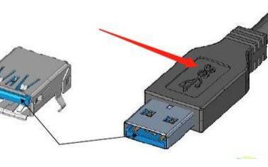 关于连接口USB2.0和USB3.0的区别