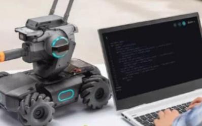 大疆布局STEM教育发布首款教育机器人