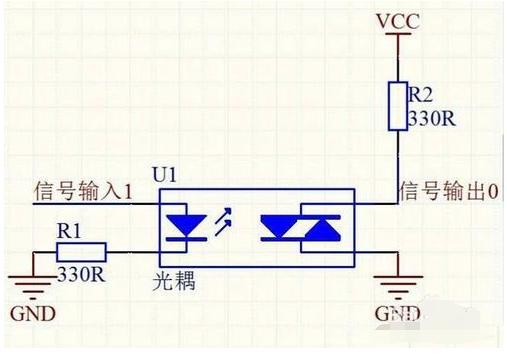 光耦在电路中起什么作用?
