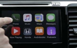 应用于智能网联汽车的触摸屏技术