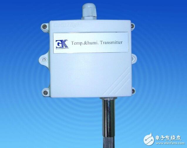 湿度传感器的主要误差来源