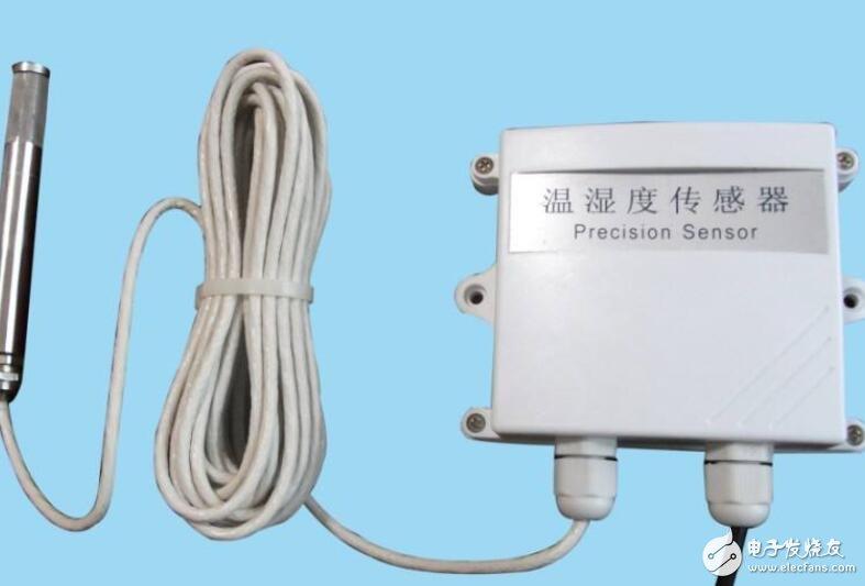 温湿度传感器发展现状及前景分析