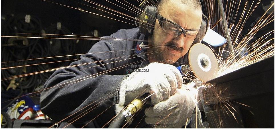 物聯網能不能提高制造業工人的安全