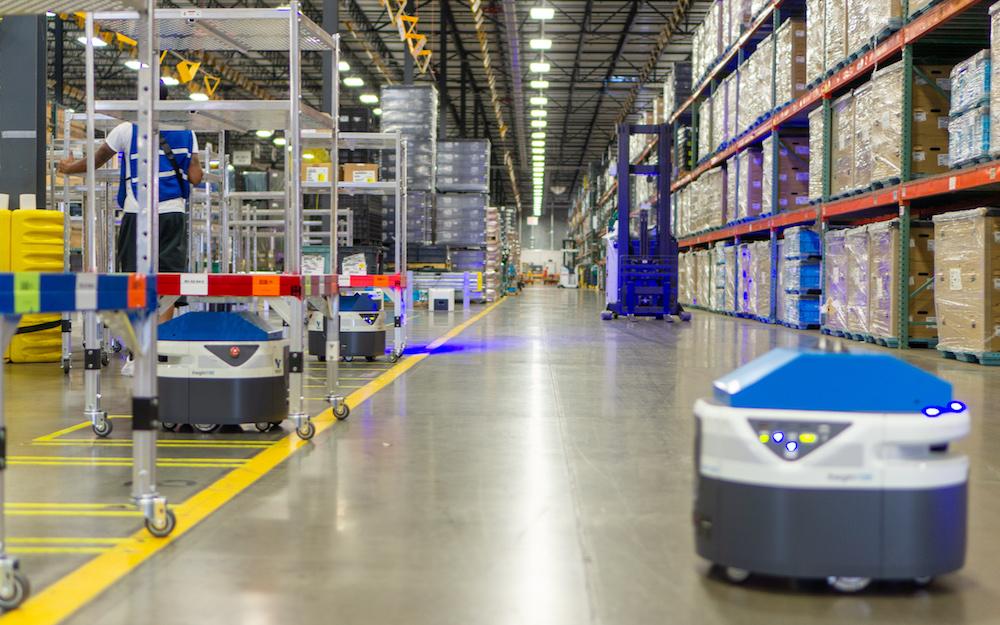 2030年支持SLAM的自主移动机器人的安装基地将超过1500万