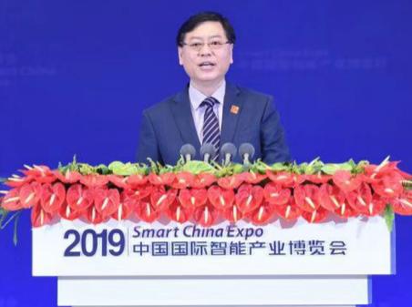 联想董事长杨元庆宣布正式与重庆市政府签署了战略合作框架协议