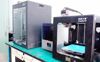 创想三维3D打印机 穿越中国 只为聆听您内心真实声音