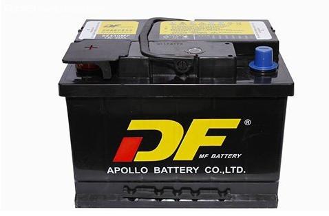 蓄电池的型号标志