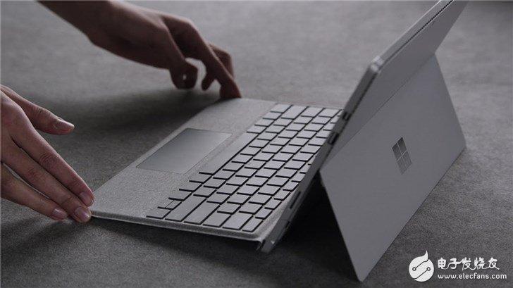 微软Surface设备的配置规格曝光