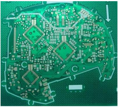 如何設計不規則形狀的PCB