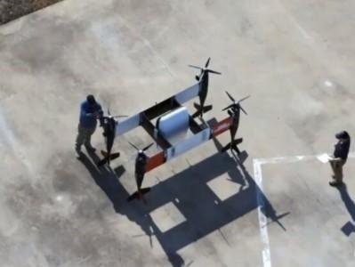 Bell多旋翼无人机APT70试飞成功,预计2020年提供商业服务