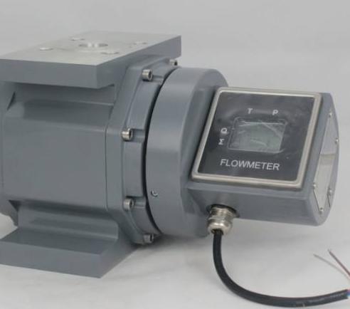 氣體腰輪流量計的功能特點