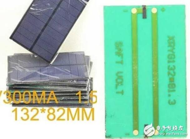 太阳能电池板如何制作充电宝?