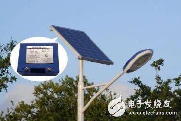 锂电池太阳能路灯组成结构