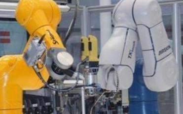 工业机器人的眼睛指的是什么