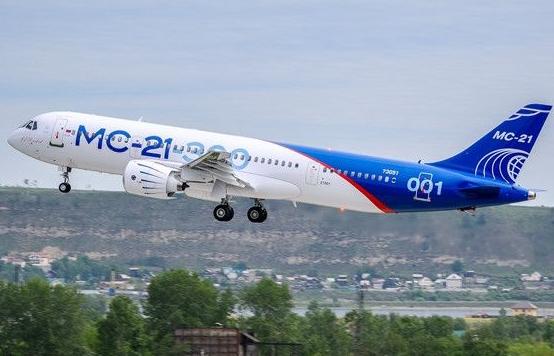 俄羅斯國家運輸租賃公司GTLK正在考慮將MC-21客機推向出口市場