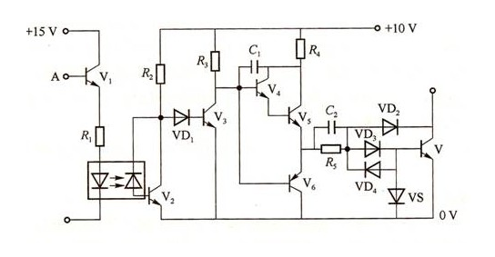 电力晶体管GTR的驱动电路