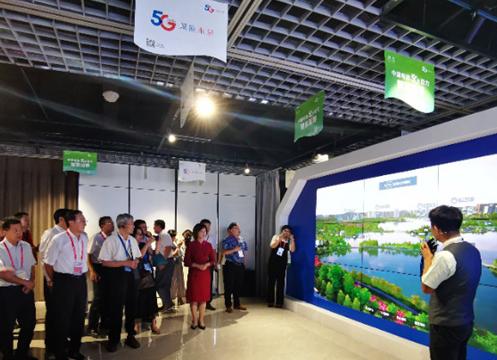 河北電信攜手華為率先實現了河北省第三屆園林博覽會5G信號全覆蓋