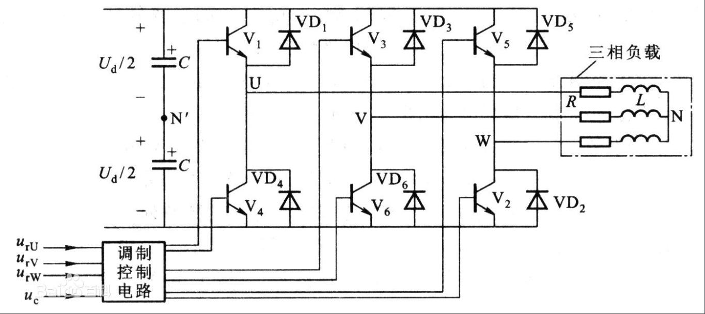 电力晶体管电路分析 电力晶体管缓冲电路图片
