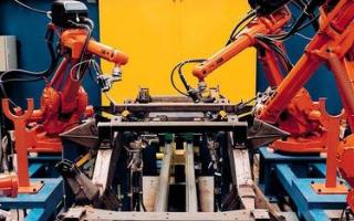 机器人将成为企业自动化维护的趋势