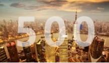世界500强上榜数超美国,向产业链中高端跃升