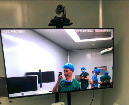 中興通訊助力河北電信成功完成了河北首例5G遠程腰椎手術