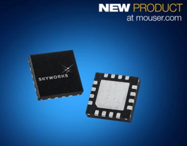 貿澤推出Skyworks SKY85726-11 Wi-Fi6前端模塊