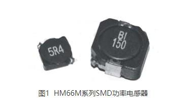 基于铁氧体且具磁屏蔽的SMD电感器适用于工业和电子通信市场