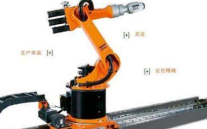 關于一些工業機器人的入門小知識