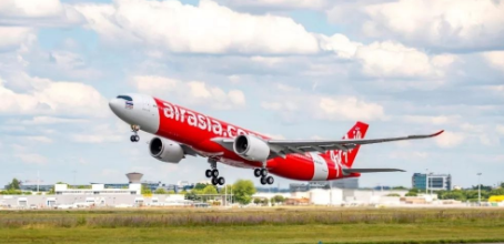 亞洲航空新增購了12架A330-900飛機和30架超遠程型A321XLR飛機的訂單
