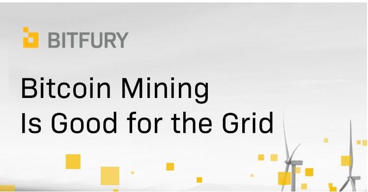 比特币挖矿为什么有利于电网