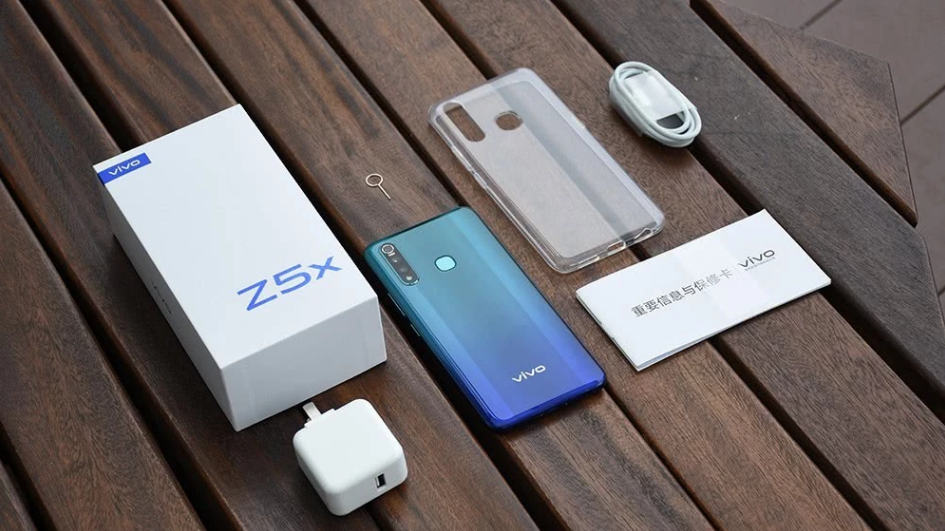 vivo这款手机5000mAh电池+骁龙710,不到1400!