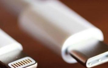 蘋果或將會采用USB TYPE-C接口