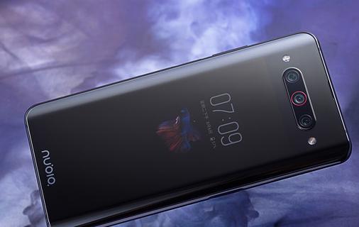努比亚Z20锦鲤红已经正式开售8GB+128GB...