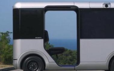 索尼和雅马哈联手打造自动驾驶汽车