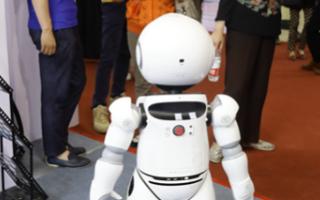 中国机器人的市场发展空间依旧巨大